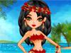 Hawaiian Girl Dress Up