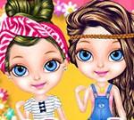 Baby Barbie Summer Photoshoot