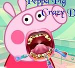 Peppa Pig Crazy Dentist