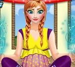Frozen Anna's Yoga Retreat