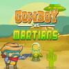 Cowboy VS Martians