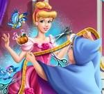 Cinderella Tailor Ball Dress