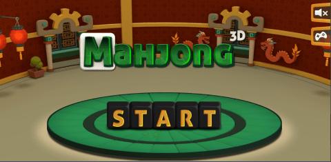 Image Mahjong 3D