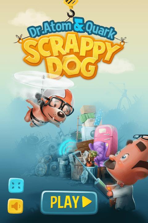 Image Scrappy Dog