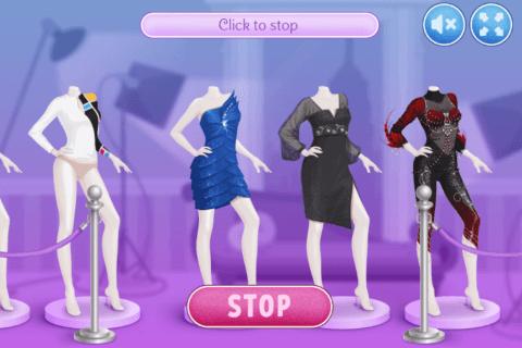 Image Stella Dress Up : Fashion Shoot