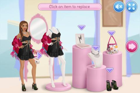 Image Stella Dress Up : Fashion Show