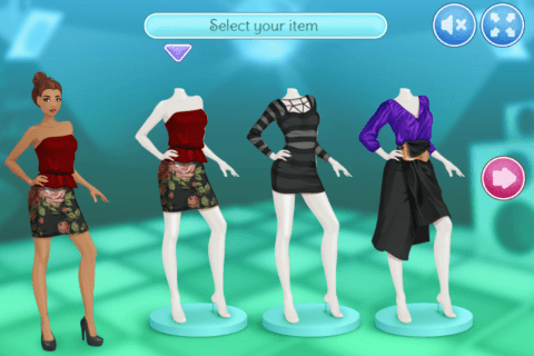Image Stella Dress Up : Going out