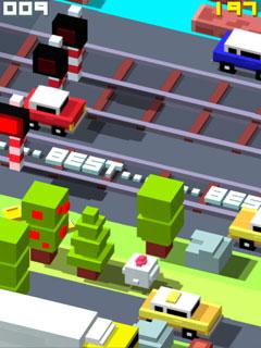 Image Road Crossing